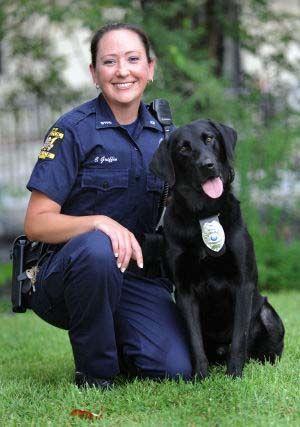 Bristol TN Police Department K9 Unit- Senior Patrol and K9