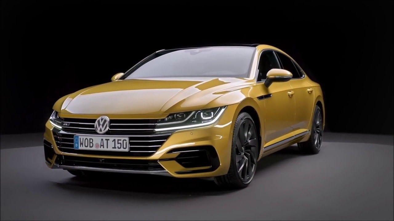2018 Vw Arteon R Line Specs Luxurious Sedan Price Usa Uk Japan Volkswagen Car Videos Beetle Convertible
