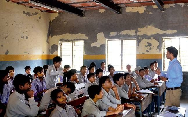 Government Schools In Hyderabad: Facilities And Conditions | Government,  School, Facility