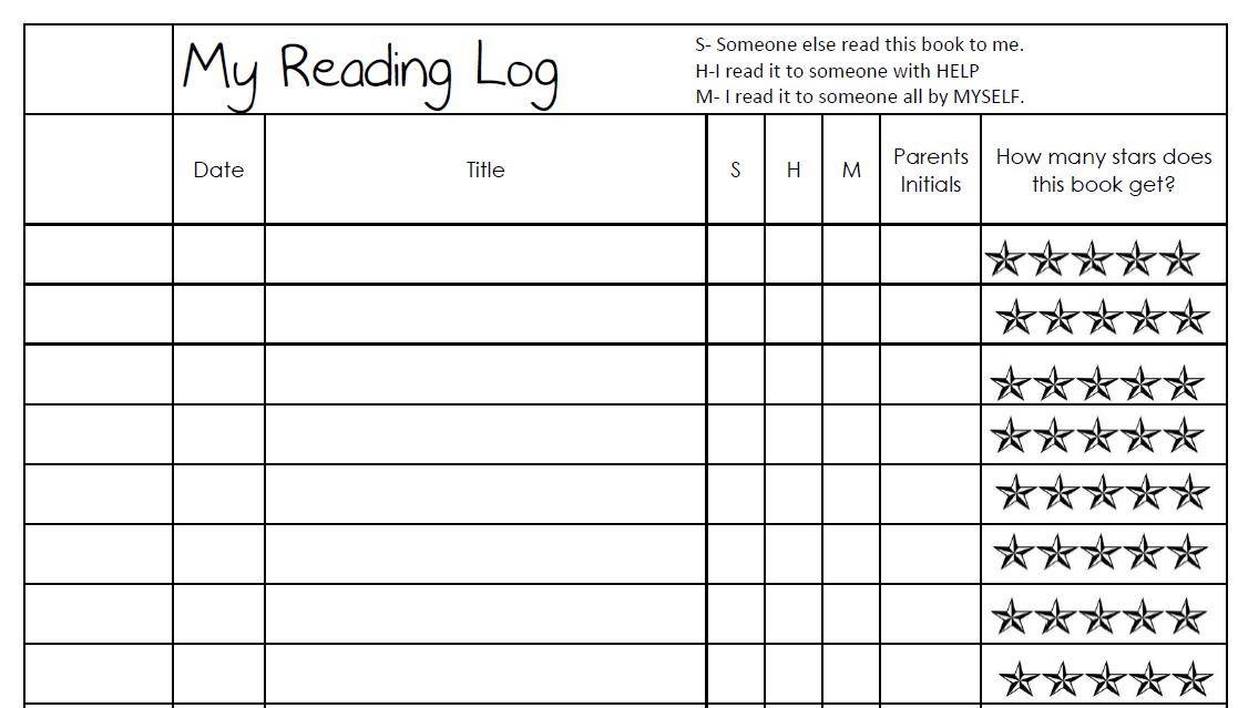 Preschool Example Of Homework Asssignments  Our Cool School My