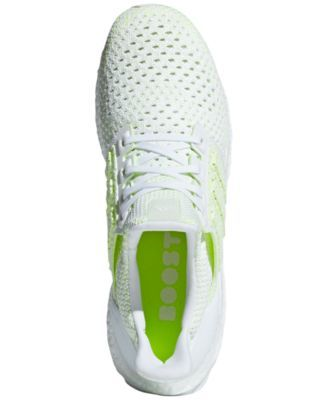 dfca70aad71c0 adidas Men s UltraBOOST Clima Running Sneakers from Finish Line - White 11.5