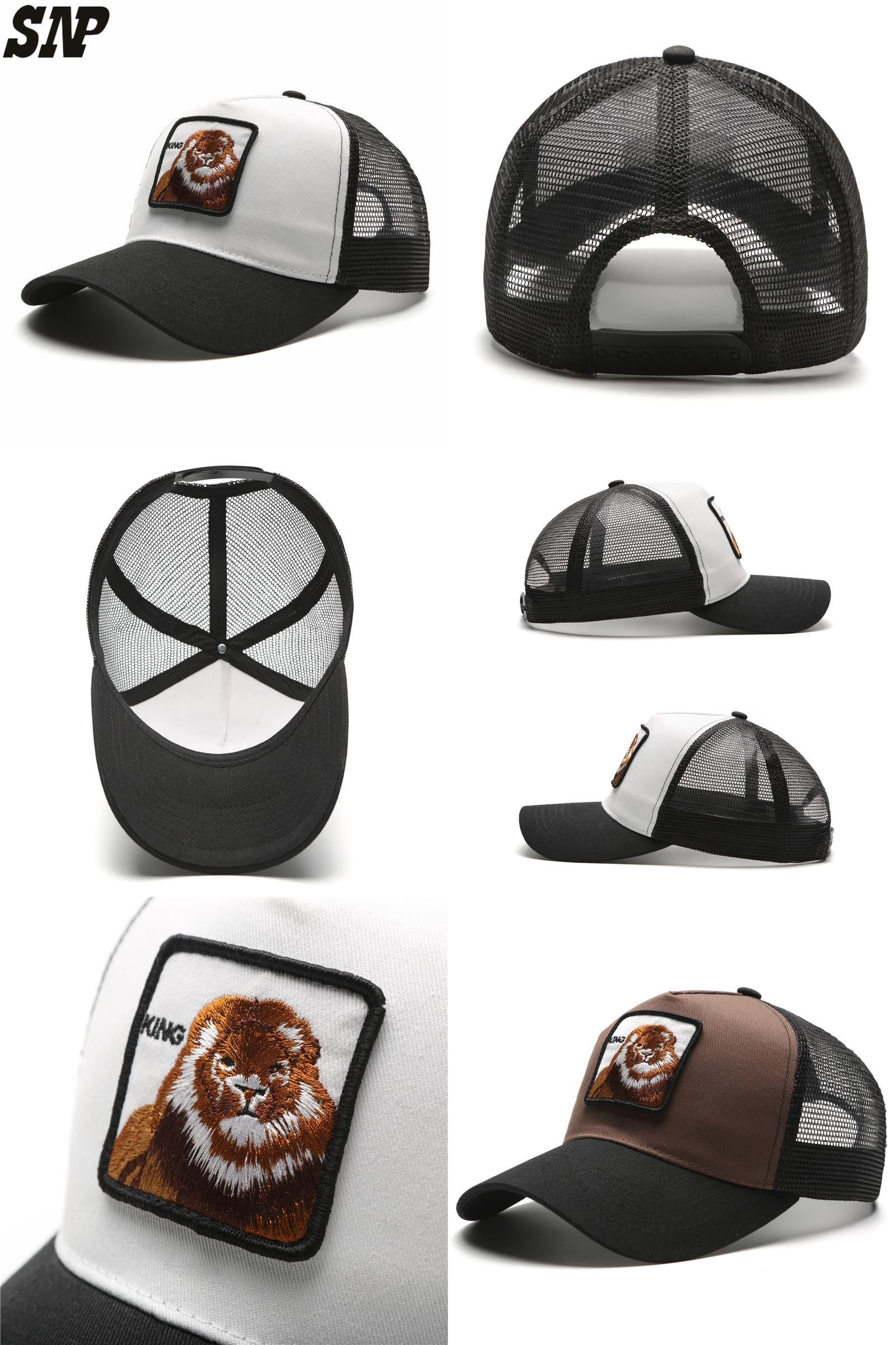Visit to Buy  SNP snapback trucker mesh cap women baseball cap men summer  casquette 1d6f2fd0951