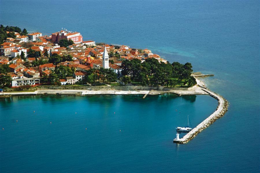 Novigrad Kroatie Vakantie
