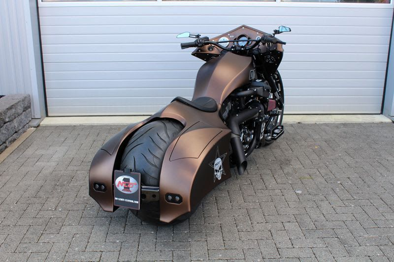 Harley Davidson V Rod The One By No Limit Custom