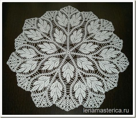 Crochet Doily Free Crochet Diagram Lenamasterica Crochet