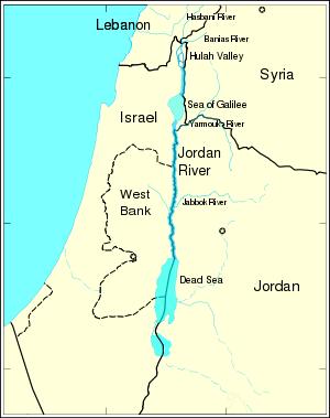 Jordan river jordan river new world encyclopedia trip to jordan river jordan river new world encyclopedia gumiabroncs Image collections