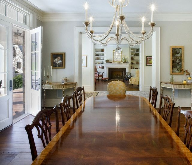 Transitional Dining Room Chandeliers Design, Pictures, Remodel, Decor And  Ideas