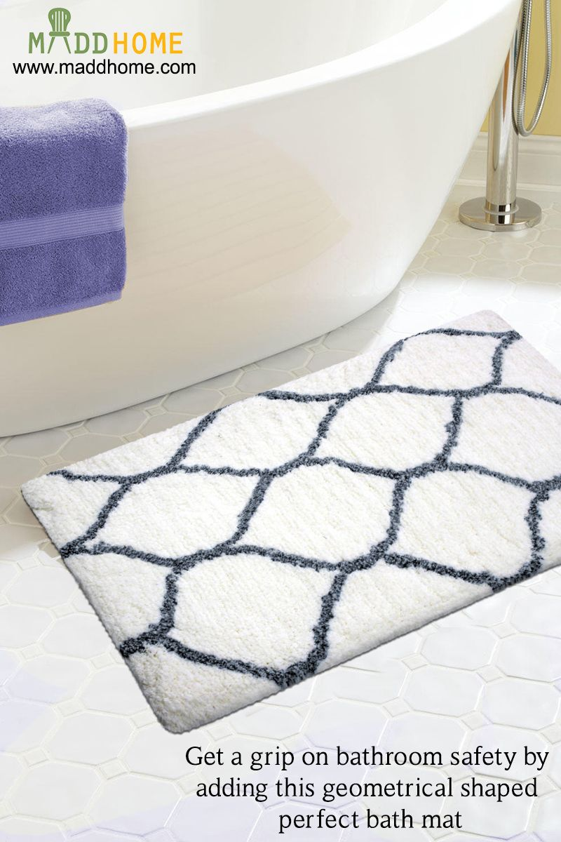 Introducing the new range of water absorbent bath mats