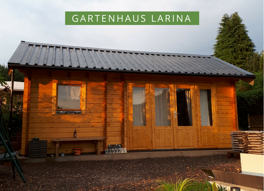Gartenhaus Larina 70 ISO Gartenhaus Larina 70 ISO