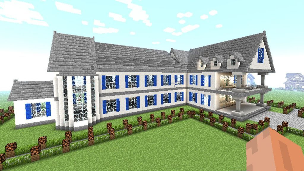 cool minecraft house designs blueprints Minecraft Pinterest