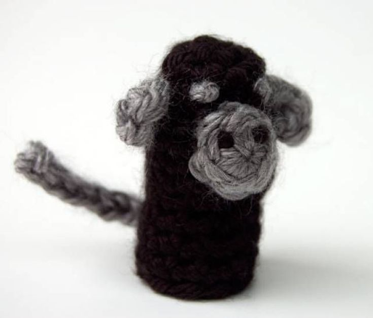 10 Finger Puppet FREE Crochet Patterns
