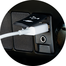 Rav4 Comes Standard With A Usb Port So You Can Connect Your Ipod