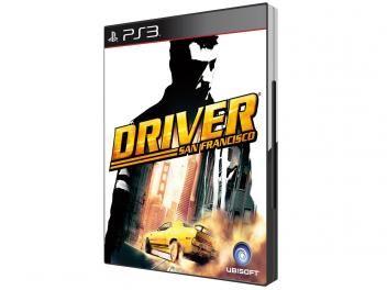 Driver: San Francisco para PS3 - Ubisoft