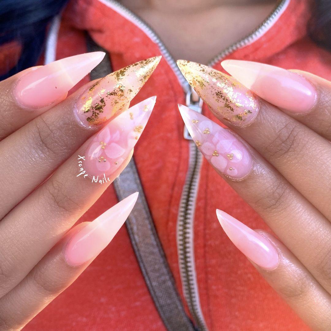 Love the colors. | Laque nail bar, Nails, My nails