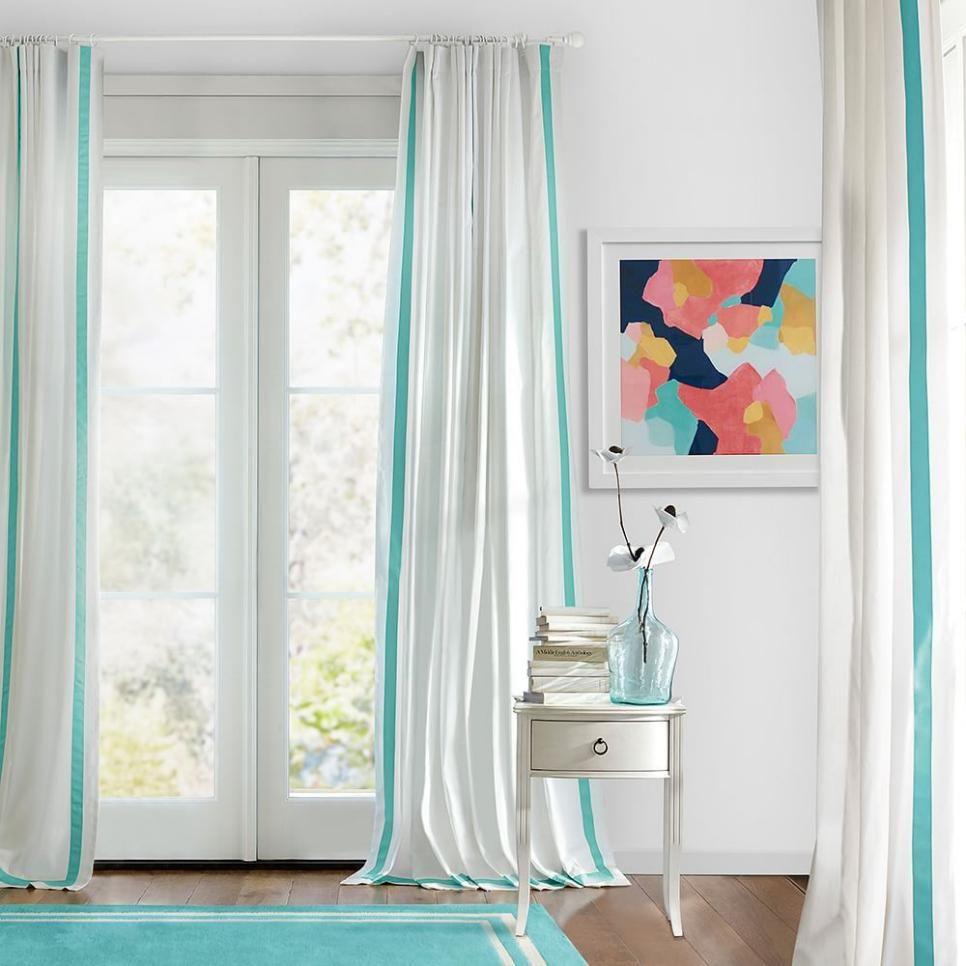 Best living room window treatments hgtv