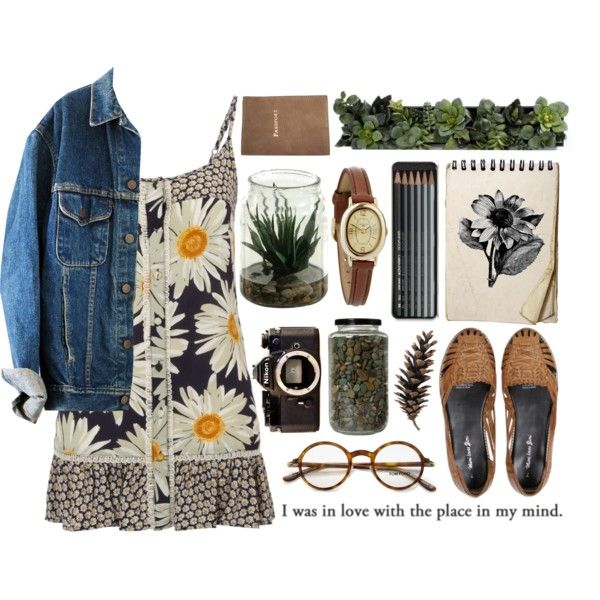 """Thistle & Weeds"" by throwmeadream on Polyvore"