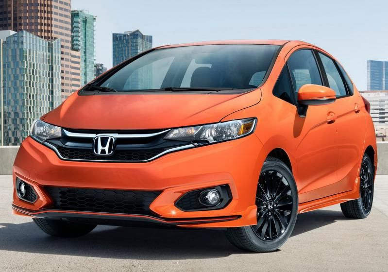 Honda fit is one of an engaging five door urban hatchback