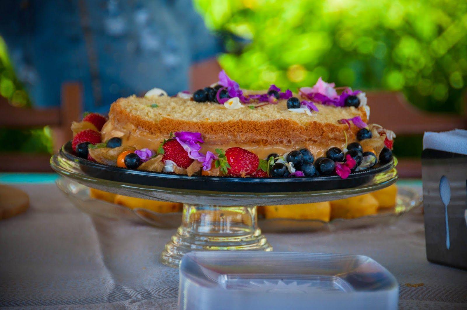 Chá de panela - O bolo Realizando um Sonho | Blog de casamento e vida a dois