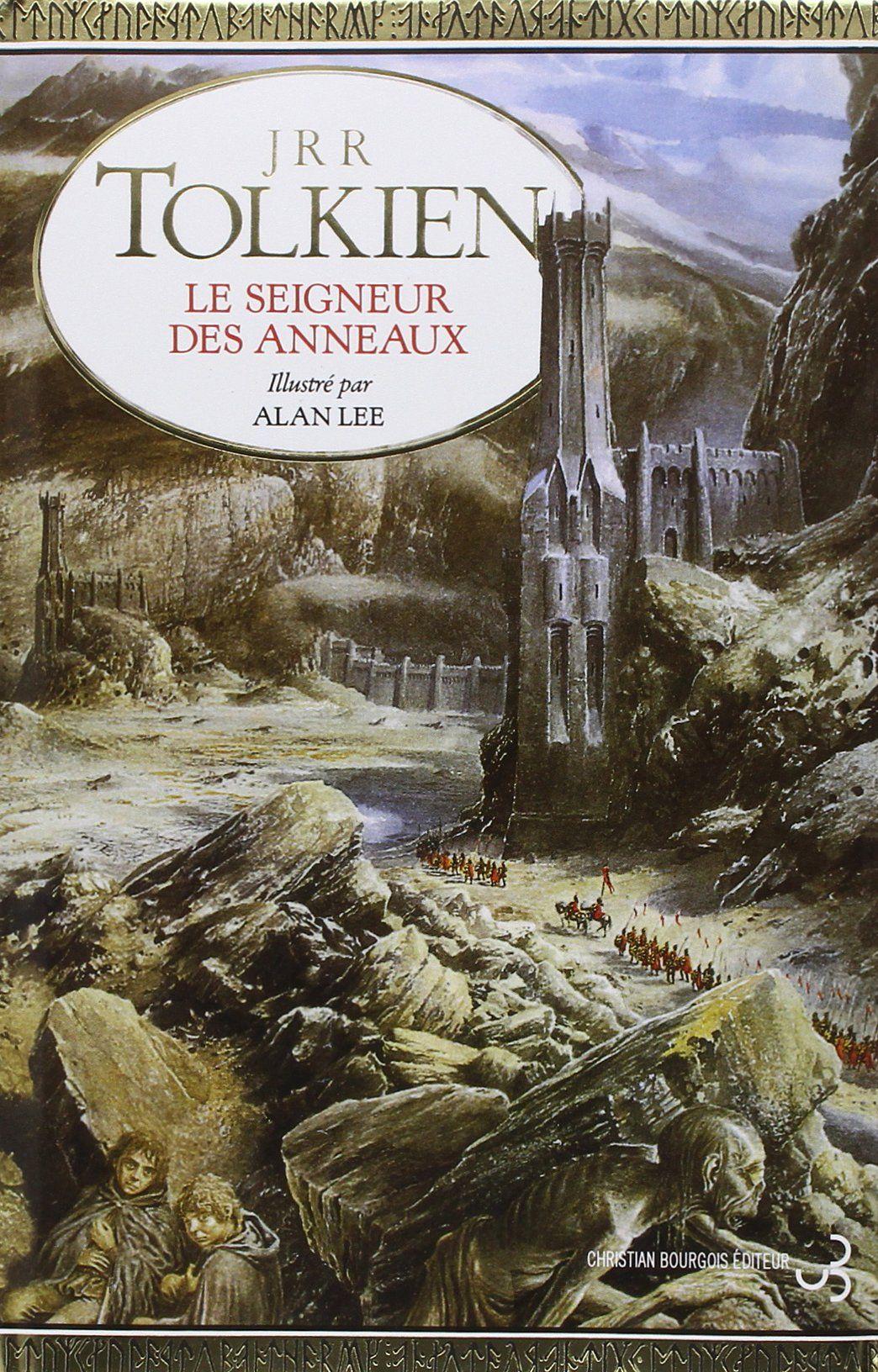 Couvertures Images Et Illustrations De Le Seigneur Des Anneaux Integrale De John Ronald Reuel Tolkien Seigneur Des Anneaux Tolkien Seigneur