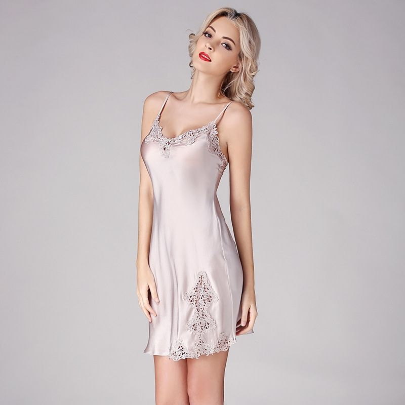 Women's Silk Nightgowns Silk Slips Silk Nighties Silk