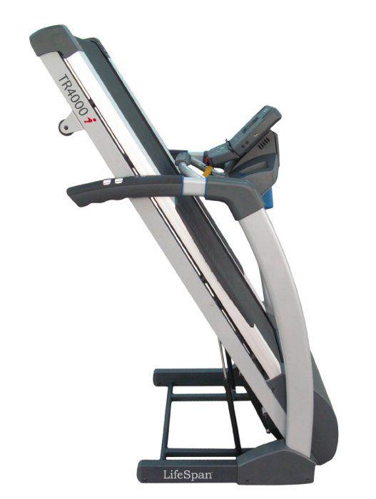 Lifespan Fitness Tr4000i Folding Treadmill Review Folding Treadmill Treadmill Treadmill Reviews
