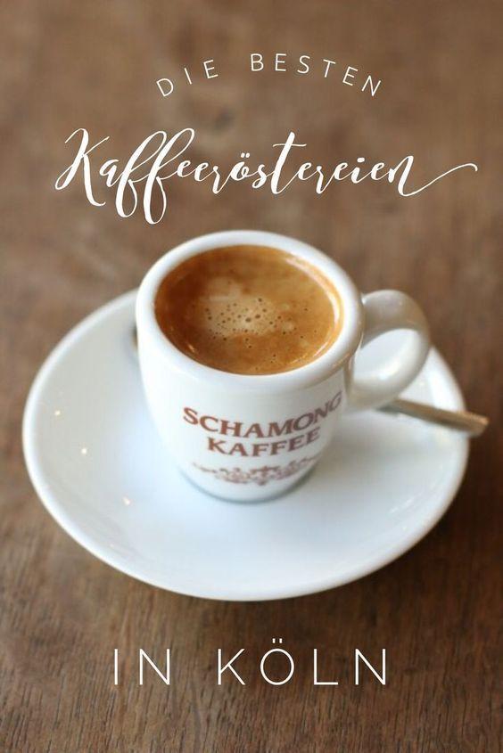 Espresso, Flat White und Ehrenfelder - und diesen ...