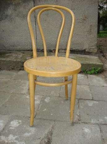 100zl Krzesla Drewniane Fameg Radomsko Giete Poznan Image 1 Chair Wishbone Chair Decor