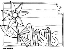 A Coloring Sheet For Each State Could Be A Fun Way To Finish Up State Reports With Images Coloring Pages Alphabet Coloring Pages Flower Coloring Pages
