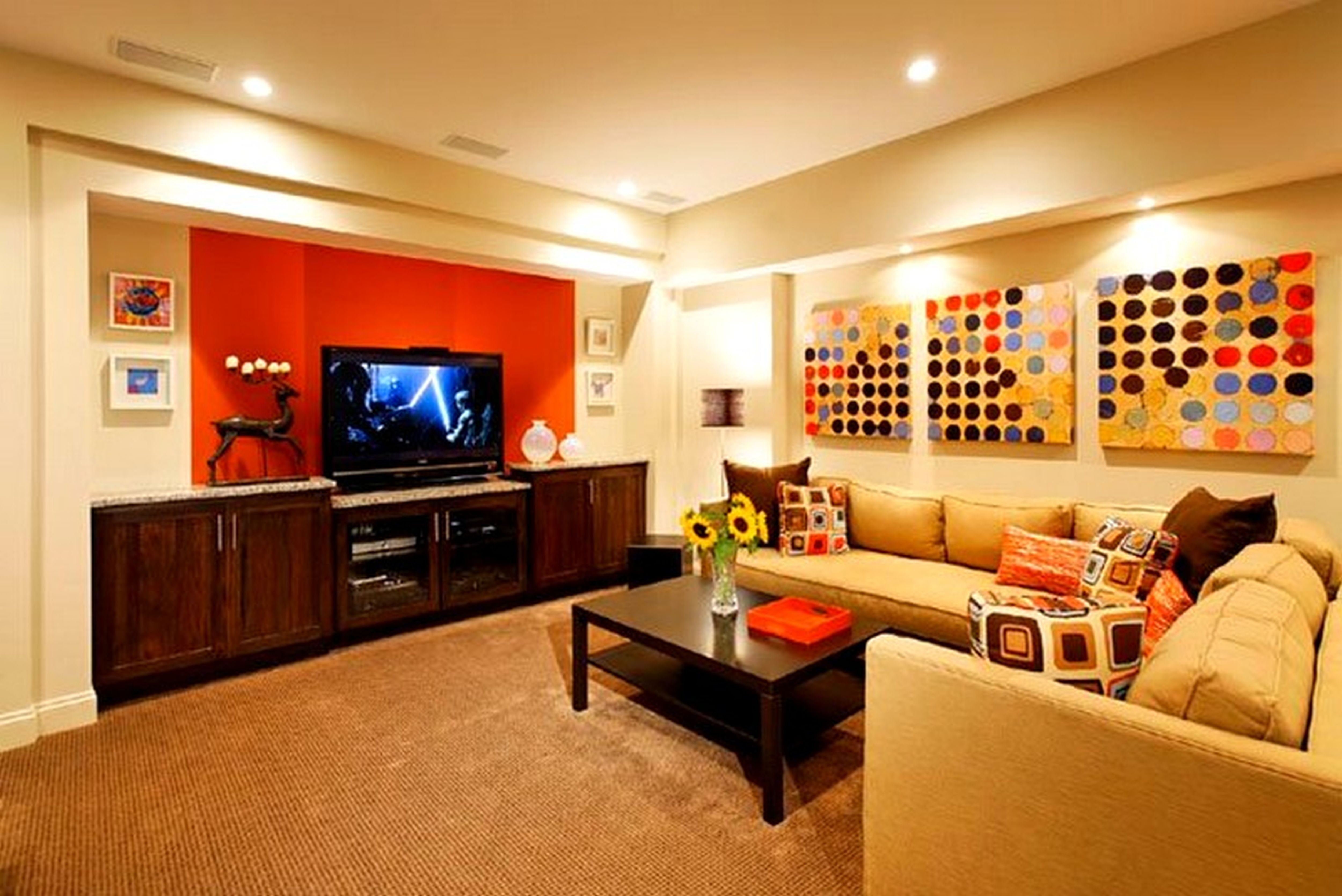 23+ Most Popular Small Basement Ideas, Decor and Remodel | Basements ...