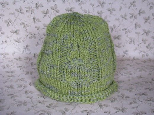 Baby Owlet Hat Knitting Pattern By Watterytotteries On Etsy