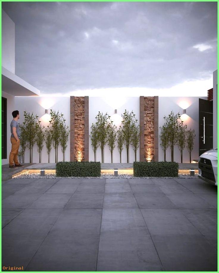 50 Modernes Dekor  Hier finden Sie Fotos mit Einrichtungsideen. Lass dich inspirieren!  #kl #zaunideen