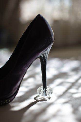 1e268f599de Amazon.com  Crystal Starlettos Heel Protector  Shoes High Heel Protectors