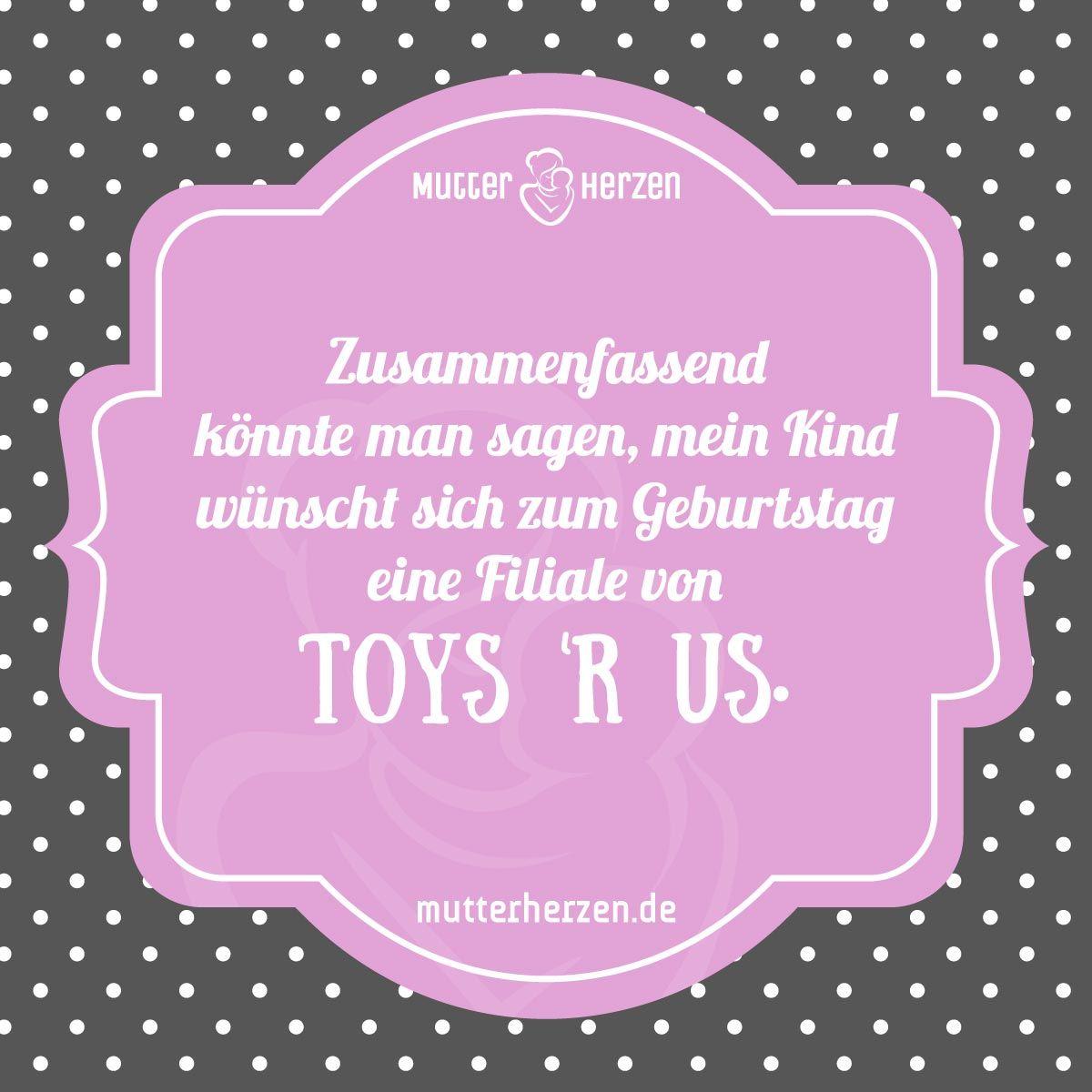 Kinder Haben Manchmal Große Wünsche Mehr Lustige Sprüche Auf:  Www.mutterherzen.de #