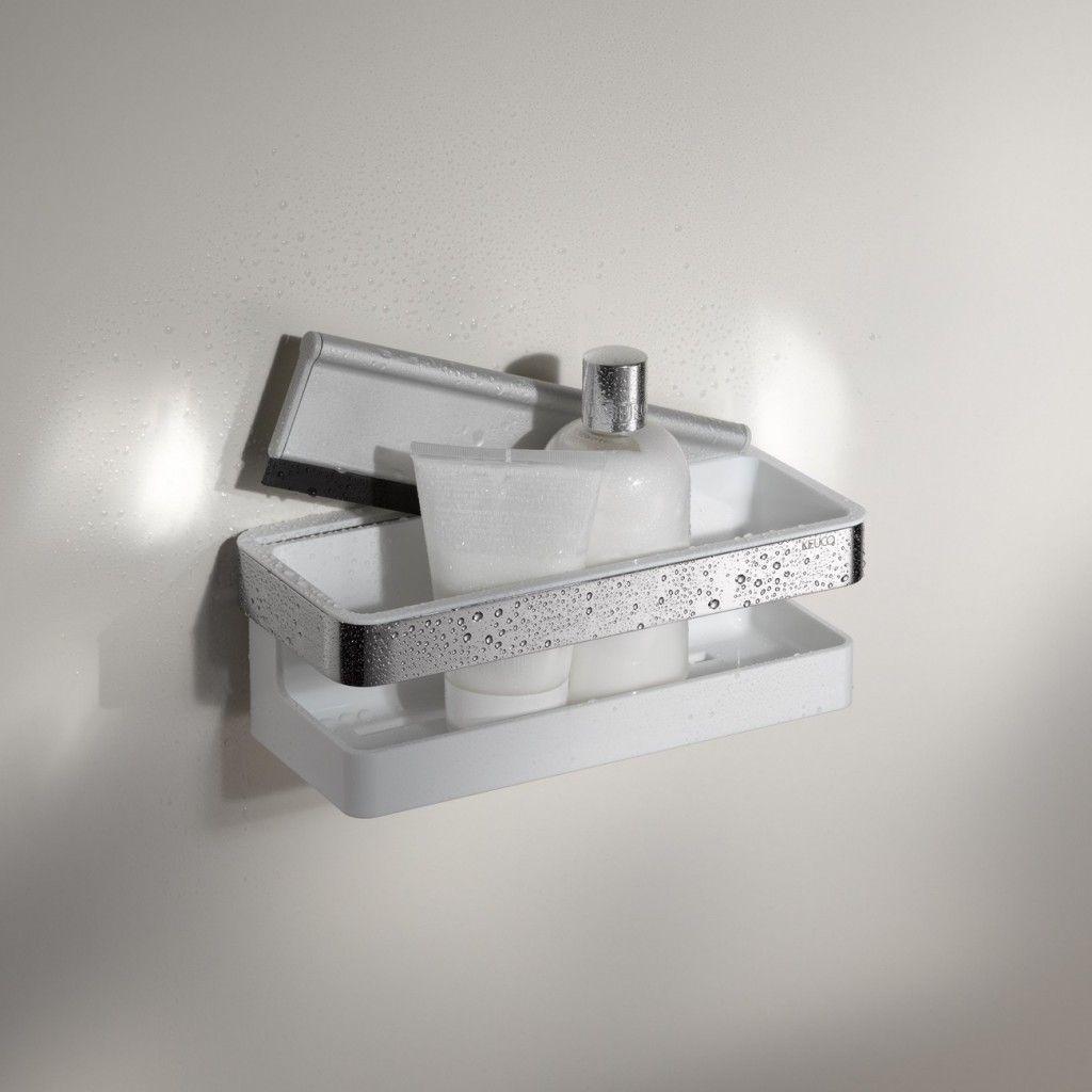 Keuco Moll - Shower Basket, Glass Cleaner | Bathrooms | Pinterest ...
