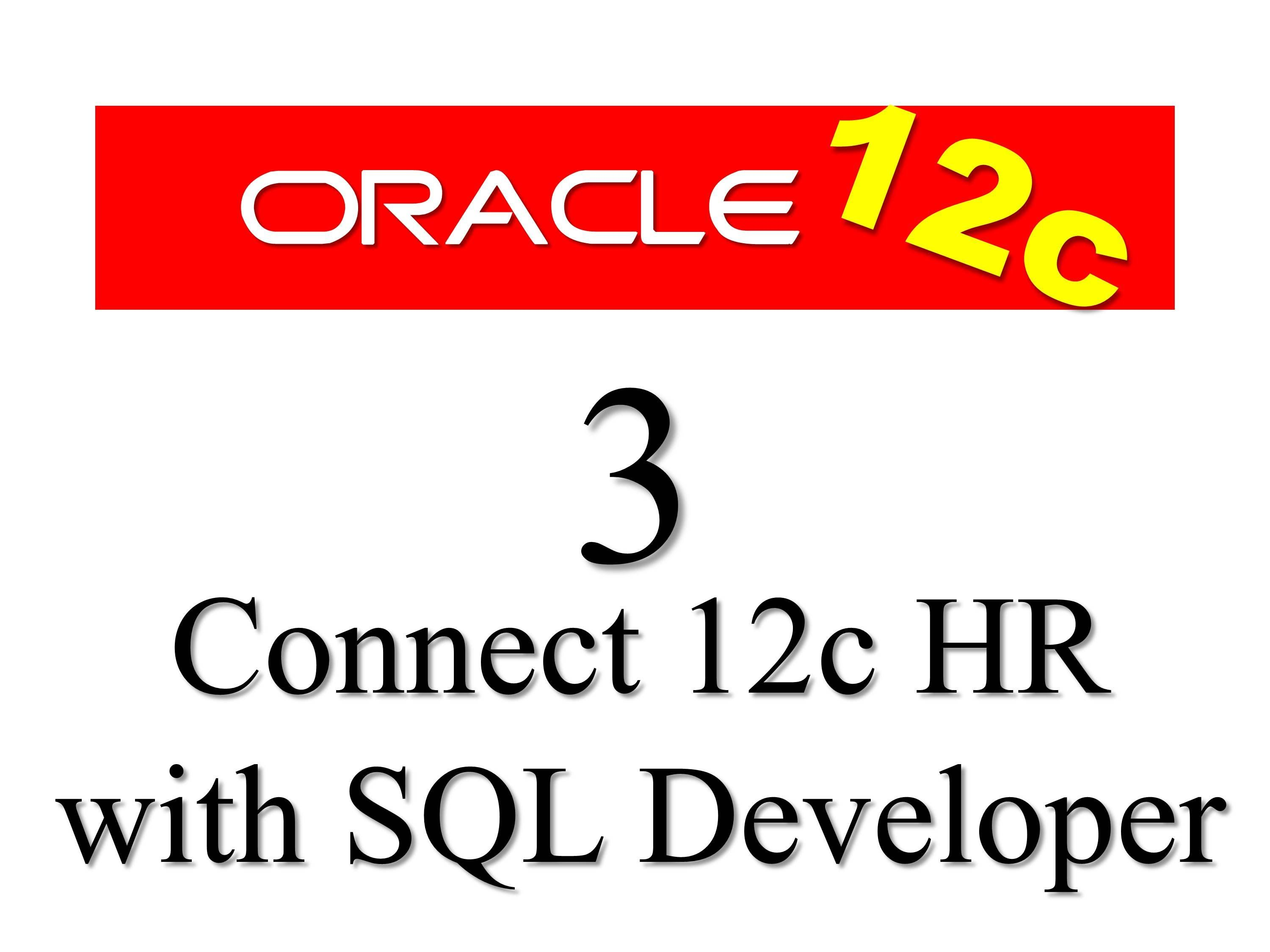 oracle database 12c tutorial 3 on how to connect pluggable user with