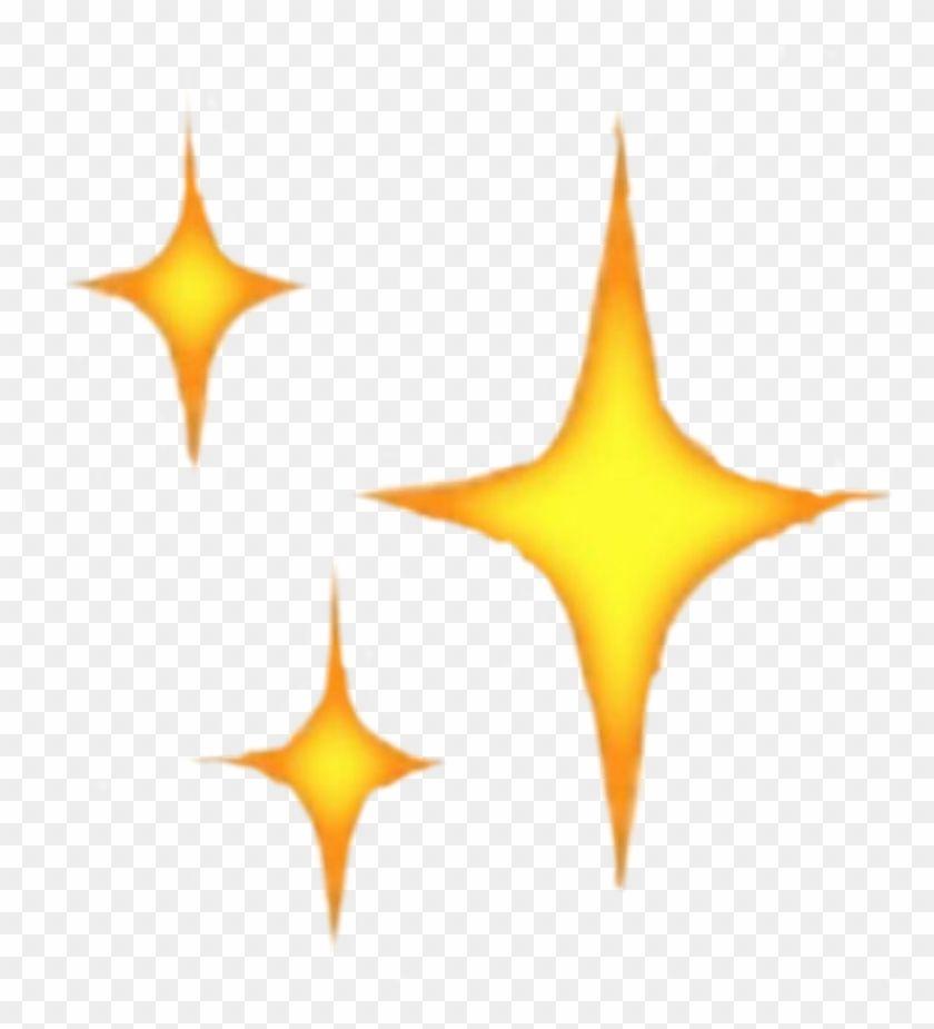 Find Hd Emoji Destello Emojis Whatsapp Estrella Png Transparent Png To Search And Download More Free Transparent Png Image Sparkle Png Sparkle Emoji Emoji