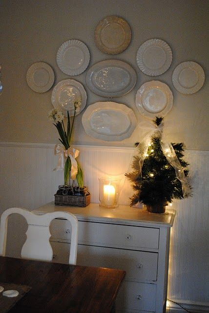 liking the wall plate arrangement