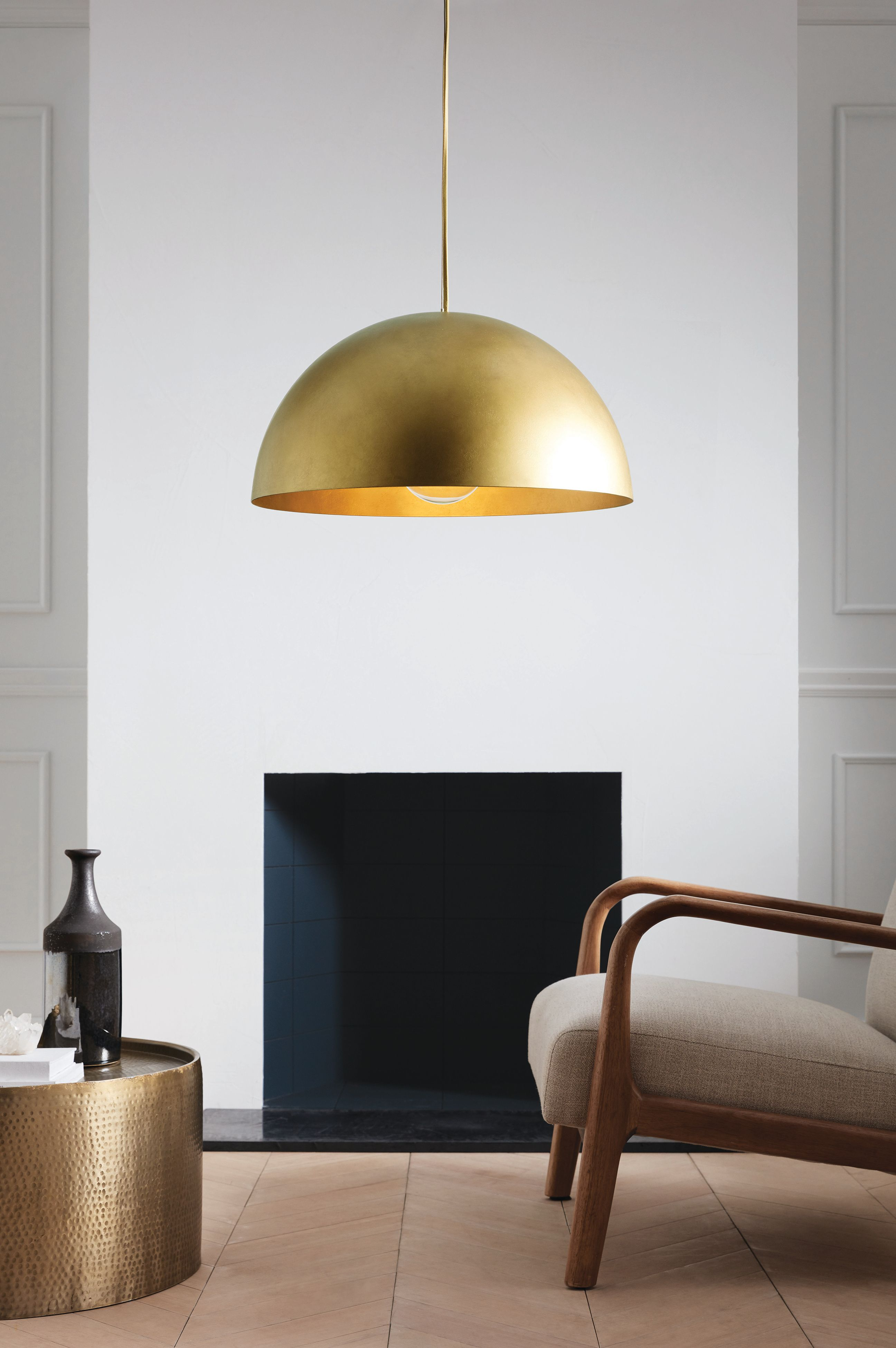 Leanne Ford's Target Collection Is Full of Amazing Lighting Options #leannefordinteriors