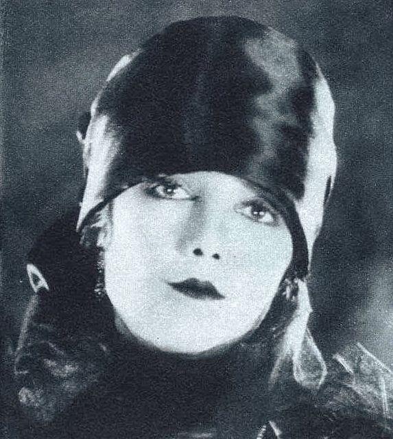 Jetta Goudal 1925   by Silverbluestar
