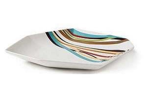 S 4 Dvf Salad Plates Multi Plates Design Chic Style