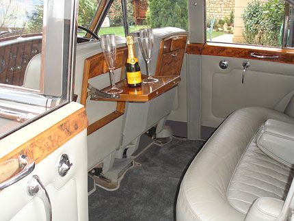 Rolls Royce Silver Cloud Interior With Images Rolls Royce
