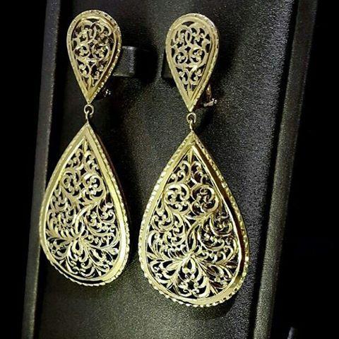 0ef2b4b0be1 Boucles d oreilles beldi sublimes et raffinées chez Rafinity  MoroccoMall   joaillerie