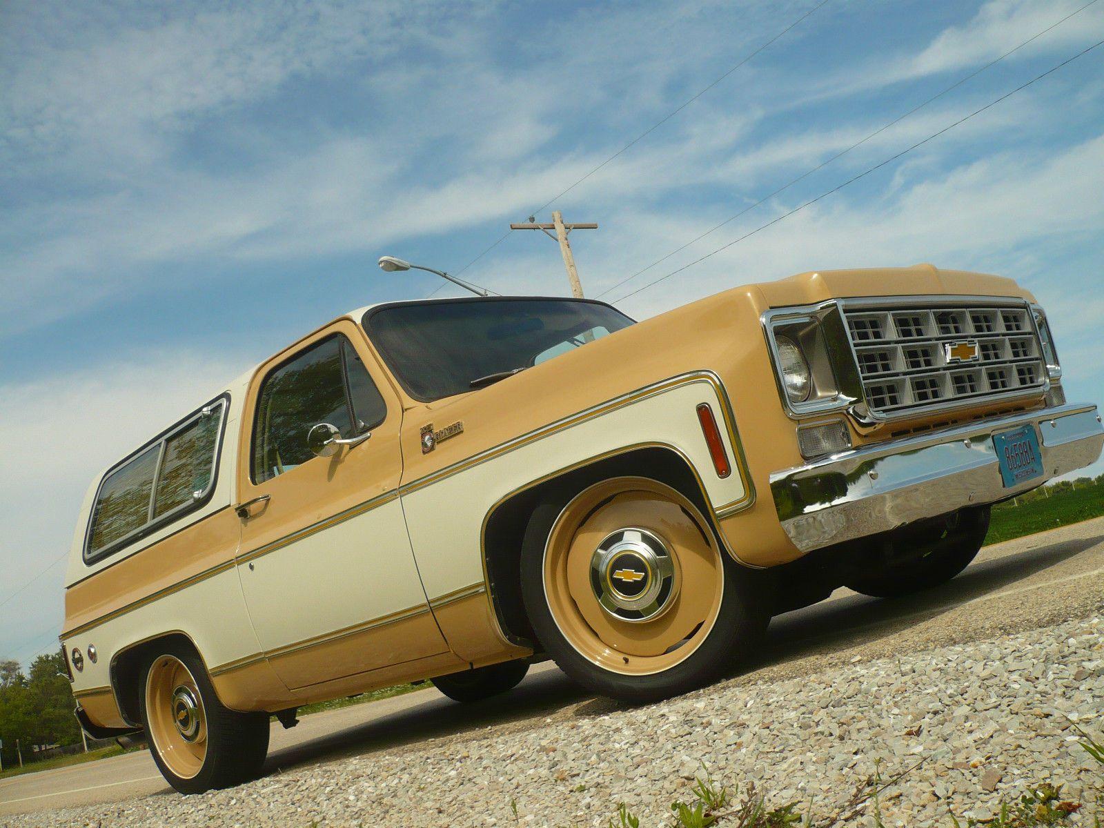 Chevrolet Blazer Ebay Chevrolet Blazer Chevrolet Chevy Trucks