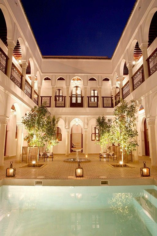 location riad marrakech evjf