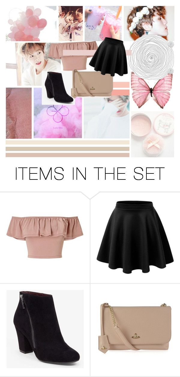 """Baekhyun / Tag"" by zaynahnadeem ❤ liked on Polyvore featuring art"