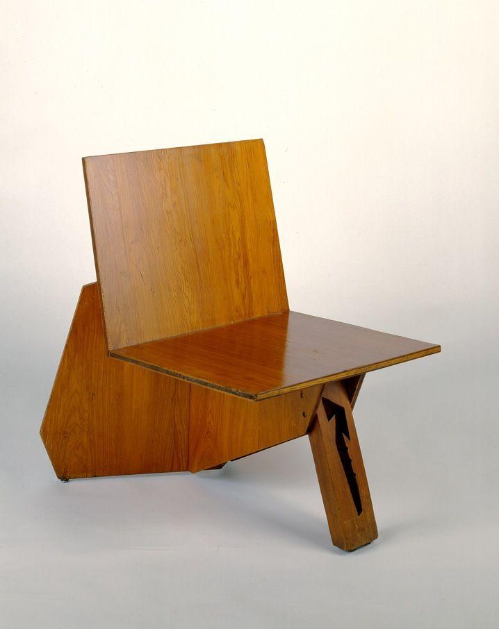 Frank Lloyd Wright Side Chair Google Search