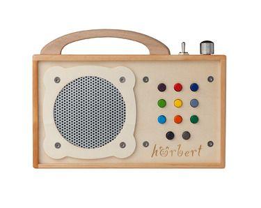 mp3-Player aus Holz für Kinder | Produktliebe | Pinterest | mp3 Player