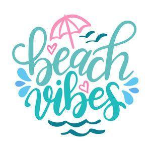 Silhouette Design Store: Beach Vibes
