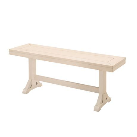 Outstanding Manor Park Rustic Farmhouse 3 Person Dining Bench Multiple Onthecornerstone Fun Painted Chair Ideas Images Onthecornerstoneorg