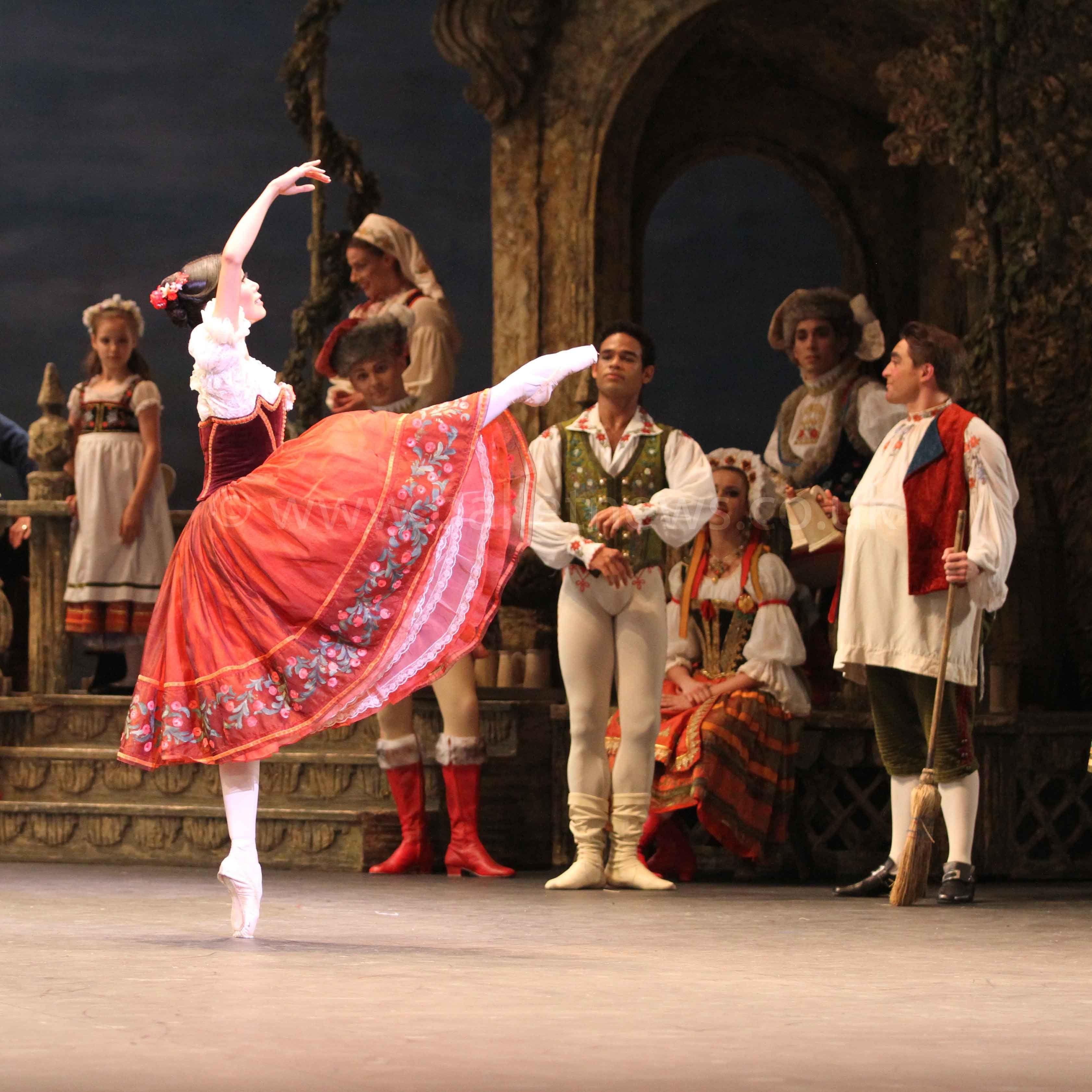 Photo By Cheryl Angear Balletnewscouk